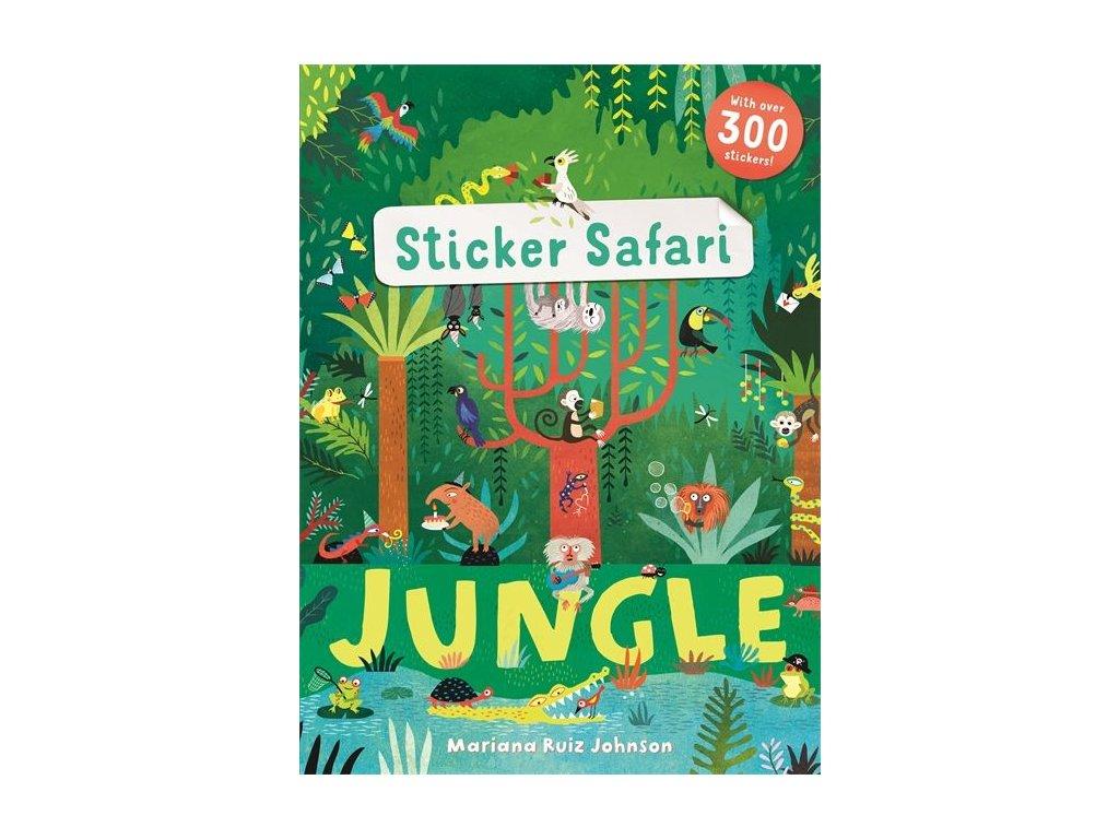 Sticker Safari Jungle