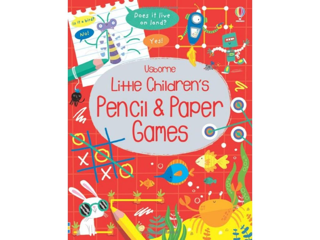 book pencil paper