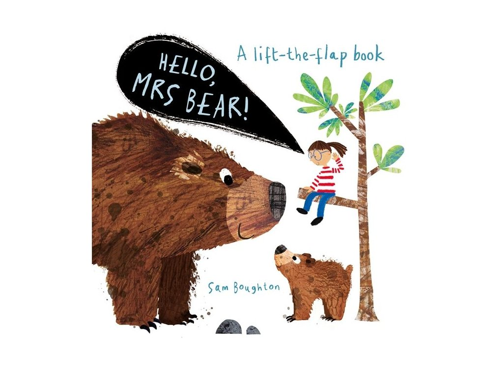 Hello, MRS BEAR