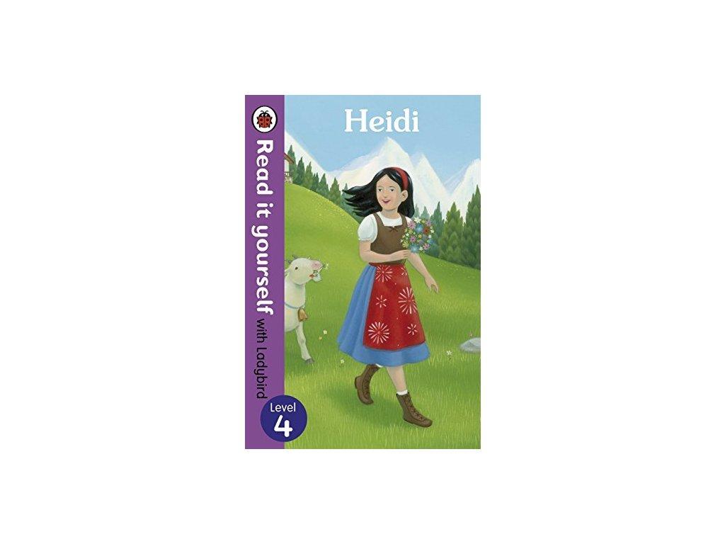 Heidi: Level 4 (Read It Yourself with Ladybird)