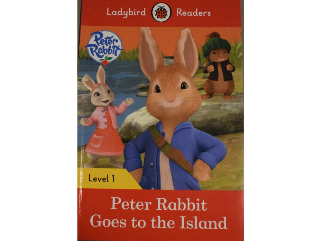 Peter Rabbit Goes to the Island: Level 1 (Ladybird Readers)