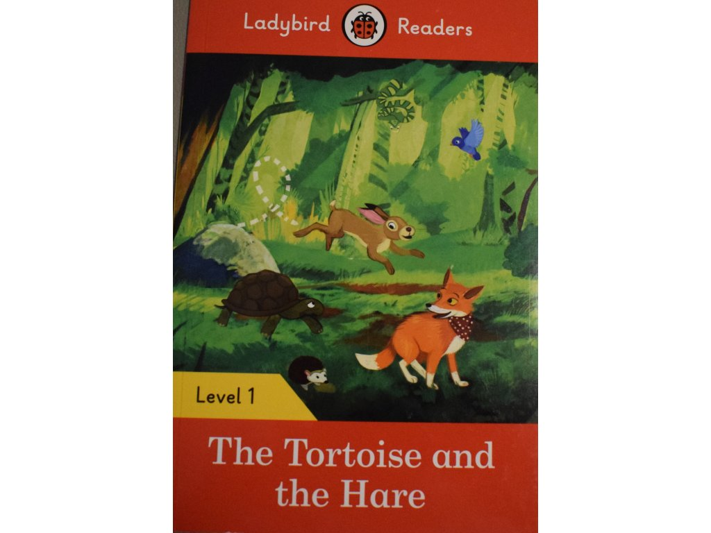 The Tortoise and the Hare: Level 1 (Ladybird Readers)