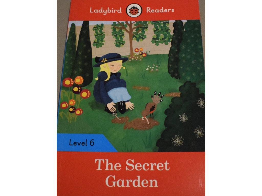 The Secret Garden: Level 6 (Ladybird Readers)