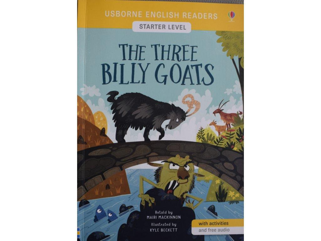 The Three Billy Goats: Starter Level (Usborne)