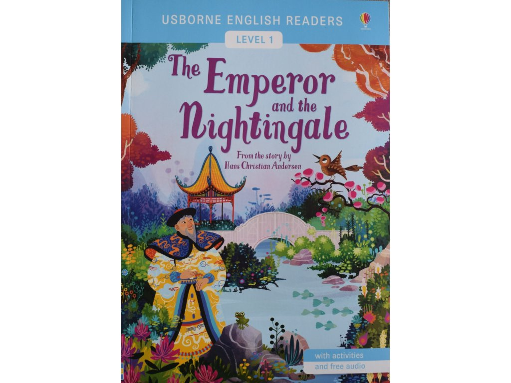 The Emperor and the Nightingale: Level1 (Usborne)