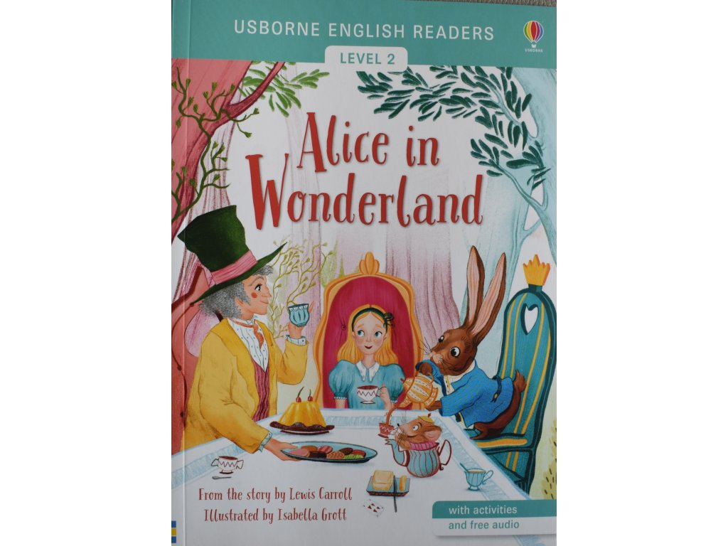 Alice in Wonderland: Level 2 (Usborne)