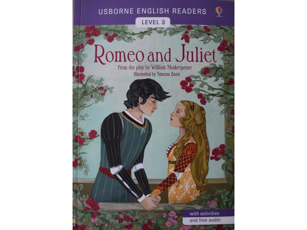 Romeo and Juliet: Level 3 (Usborne)