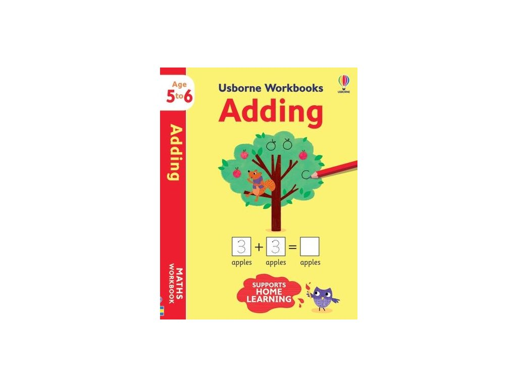Usborne Workbooks Adding