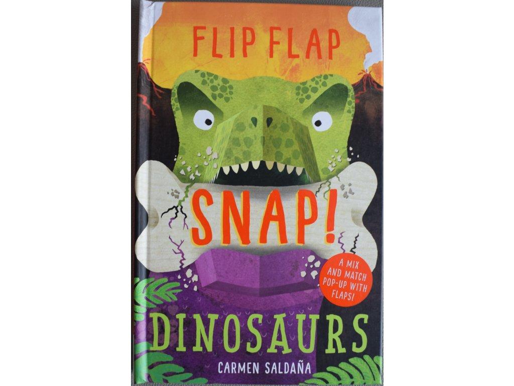 Flip Flap Snap: Dinosaurs