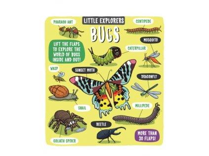127 2 bugs little explorers