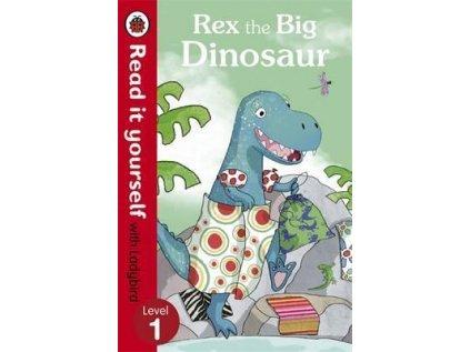 1329 rex the big dinosaur
