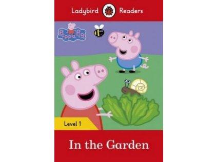 1332 peppa pig in the garden