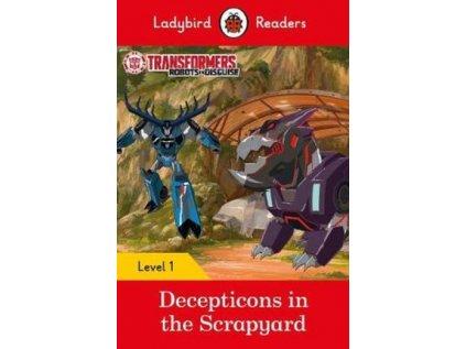1335 transformers decepticons in the scrapyard