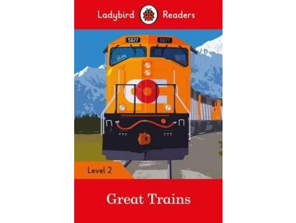 Great Trains + Activity book