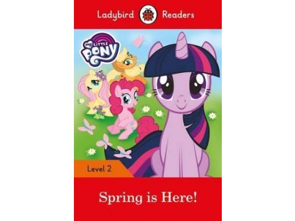 1368 my little pony spring is here activity book