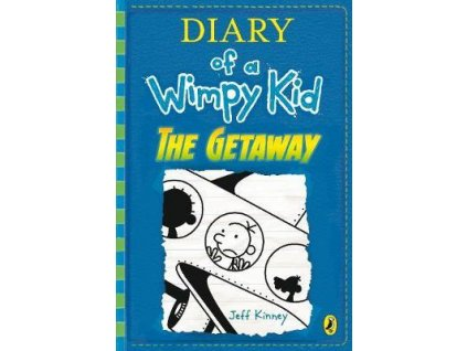 1380 diary of a wimpy kid the getaway
