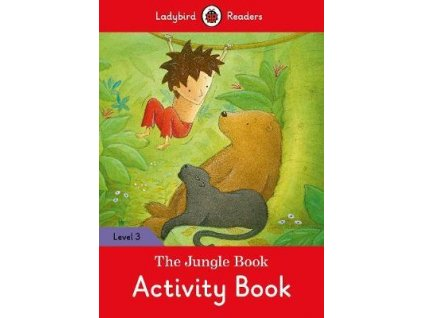 1407 the jungle book activity book