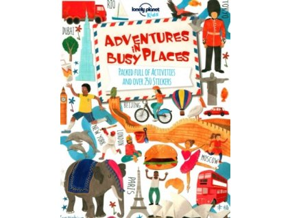 157 1 adventures in busy places