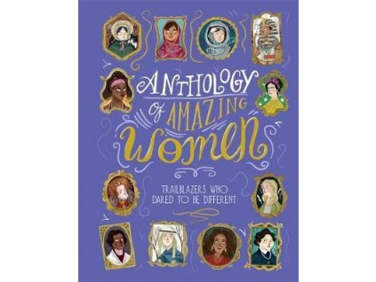 1611 anthology of amazing women