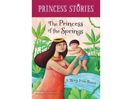 2265 princess stories the princess of the springs