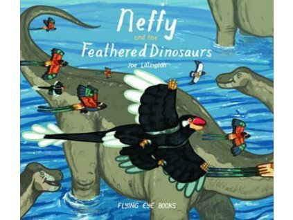 2397 neffy and the featherd dinosaurs