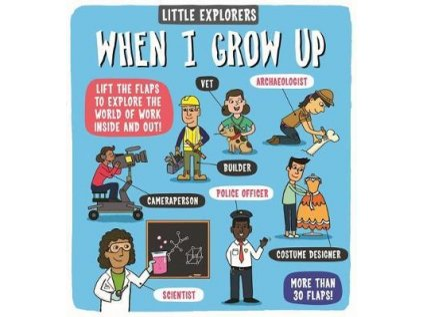 2424 when i grow up little explorers