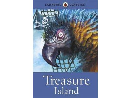 2688 ladybird classic the treasure island
