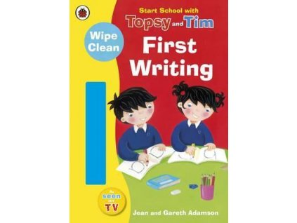 2709 start school with topsy and tim first writing