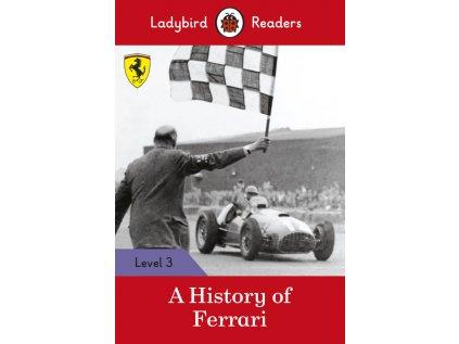 3171 a history of ferrari ladybird readers level 3