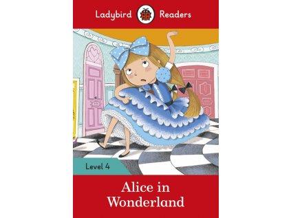 3174 alice in wonderland ladybird readers level 4