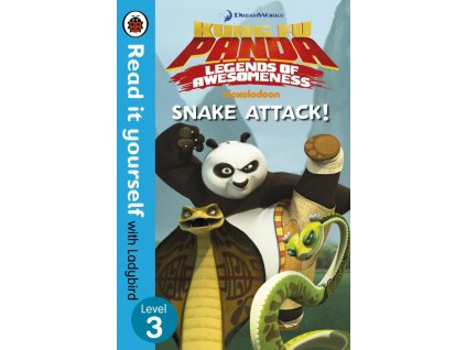 3192 kung fu panda snake attack read it yourself with ladybird level 3