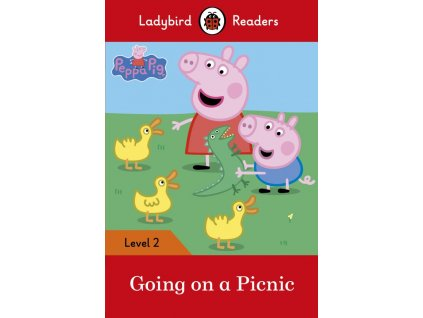 3234 peppa pig going on a picnic ladybird readers level 2