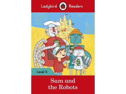 3243 sam and the robots ladybird readers level 4