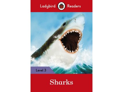 3246 sharks ladybird readers level 3