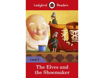 3258 the elves and the shoemaker ladybird readers level 3