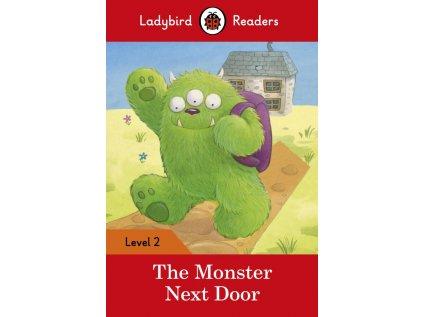 3276 the monster next door ladybird readers level 2