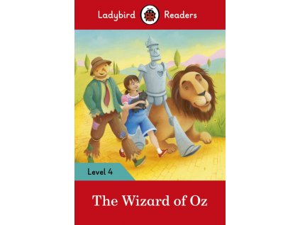 3285 the wizard of oz ladybird readers level 4