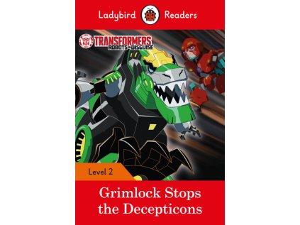 3300 transformers grimlock stops the decepticons ladybird readers level 2