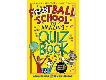3465 football school the amazing quiz book