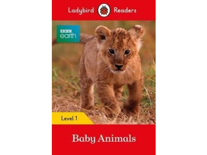 3801 bbc earth baby animals ladybird readers level 1