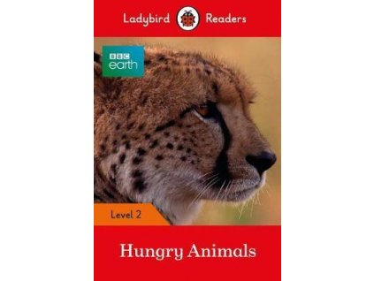 3804 bbc earth hungry animals ladybird readers level 2