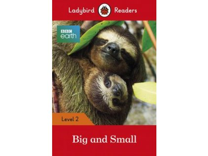 3831 bbc earth big and small ladybird readers level 2