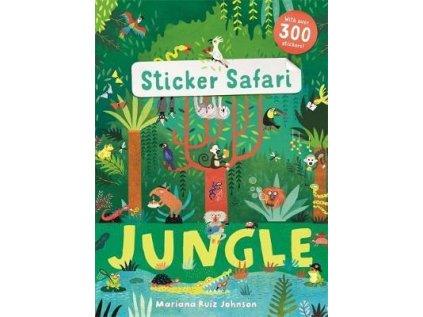 3897 sticker safari jungle