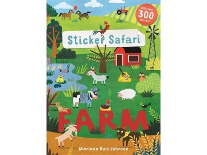 3903 sticker safari farm