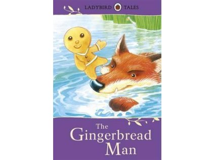 4062 ladybird tales the gingerbread man