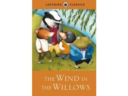4284 ladybird classics the wind in the willows