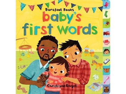Babyďs first words