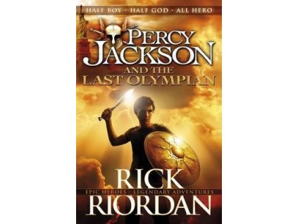 4344 percy jackson and the last olympian book 5