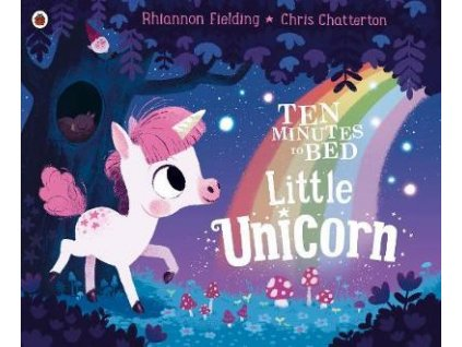 4484 ten minutes to bed little unicorn