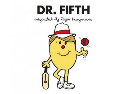 4916 doctor who dr fifth roger hargreaves